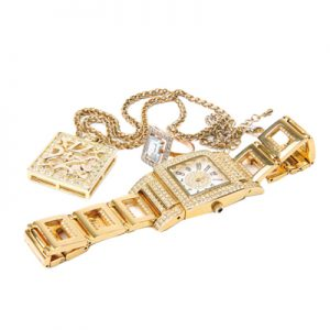 Gold Jewelry - What We Buy