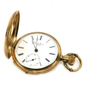 Pocket Watch - What We Buy